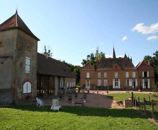 Chambres d 39 hotes du lac 71110 anzy le duc - Paray le monial chambre d hote ...
